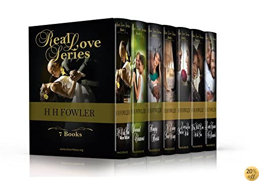 Real Love Series Boxed Set (7 Books)