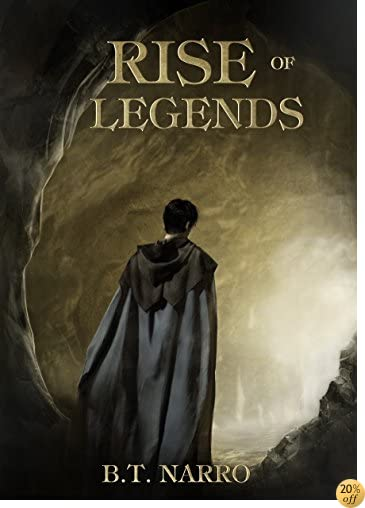 TRise of Legends (The Kin of Kings Book 2)