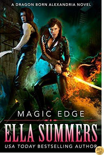 TMagic Edge (Dragon Born Alexandria Book 1)