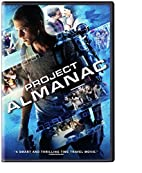 Project Almanac (DVD) by Various