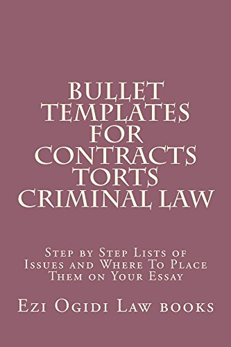 bullet-templates-for-contracts-torts-criminal-law-available-for-borrowing-e-book