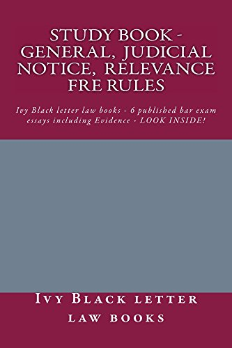 study-book-general-judicial-notice-relevance-fre-rules-electronic-borrowing-ok-electronic-borrowing-ok-e-law-book