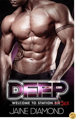 TDEEP: An Erotic Military Romance (DEEP, Book 1)