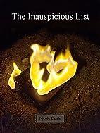 The Inauspicious List (Chance Assassin Book…