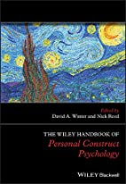 The Wiley Handbook of Personal Construct…