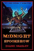 Midnight Spookshow (Midnite Movies Book 1)…