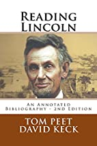 Reading Lincoln by David Keck