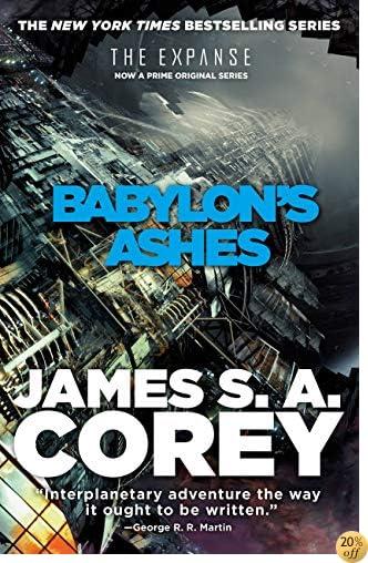 TBabylon's Ashes (The Expanse)