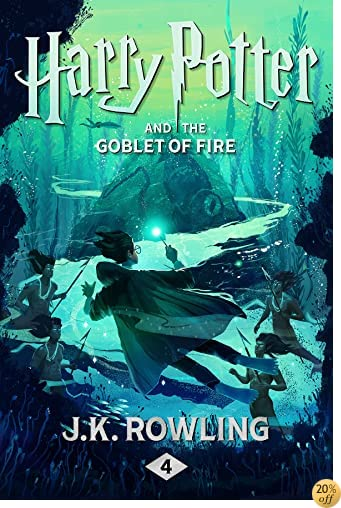 THarry Potter and the Goblet of Fire