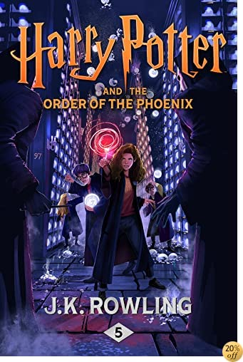 THarry Potter and the Order of the Phoenix