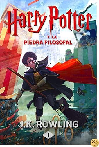 THarry Potter y la piedra filosofal (La colección de Harry Potter) (Spanish Edition)