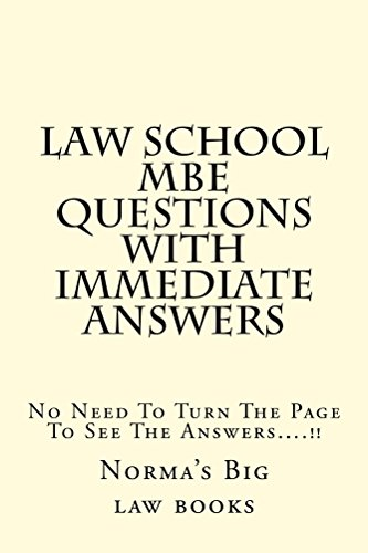 law-school-mbe-questions-with-immediate-answers-law-e-book-nine-dollars-ninety-nine-cents