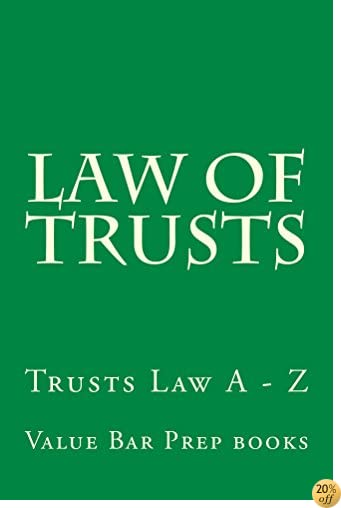 Law of Trusts: 9 dollars 99 cents! Electronic borrowing also allowed!