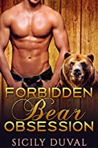 Forbidden Bear Obsession by Sicily Duval