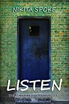 Listen (Muted Trilogy Book 2) by Nikita…