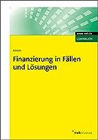 Finanzierung in Fällen und Lösungen (NWB…