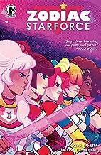 Zodiac Starforce #4 by Kevin Panetta