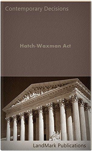 hatch-waxman-act-intellectual-property-law-series