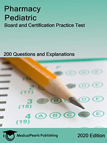 pharmacy-pediatric-board-and-certification-practice-test