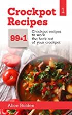 Crockpot Recipes: Crockpot Recipes For…