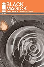 Black Magick #4 by Greg Rucka
