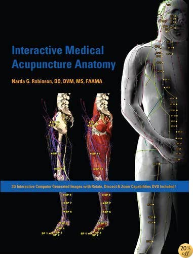TInteractive Medical Acupuncture Anatomy