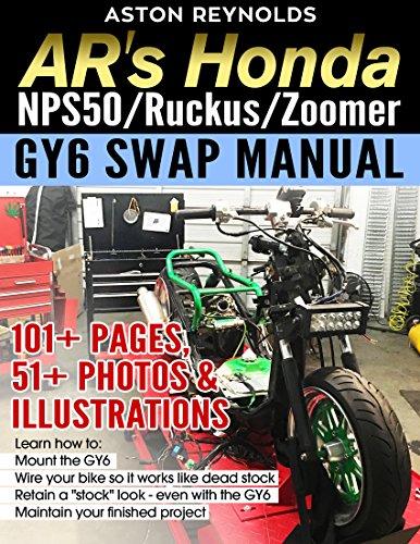 ars-honda-nps50-ruckus-zoomer-gy6-swap-manual-101-pages-51-photos-illustrations