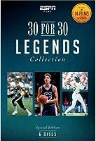 Espn Films 30 for 30: Legends Collection [DVD] [Import]