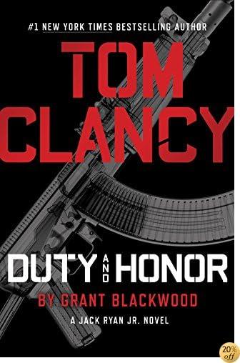 TTom Clancy Duty and Honor (A Jack Ryan Jr. Novel Book 2)