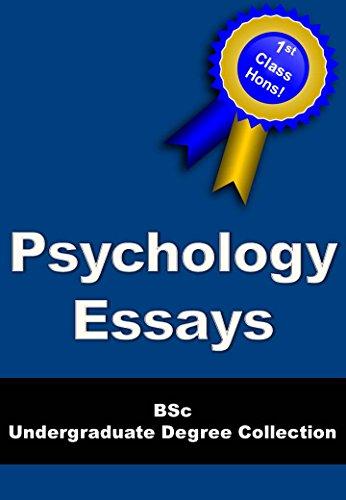 psychology-essays-bsc-undergraduate-collection