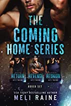 The Coming Home Series Boxed Set by Meli…