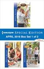 Harlequin Special Edition April 2016 Box Set…
