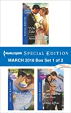 Harlequin Special Edition March 2016 Box Set…