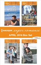 Harlequin Superromance April 2016 (4-in-1)…