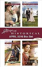 Harlequin Love Inspired Historical April…