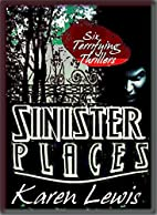 SINISTER PLACES: Five Suspense Thrillers by…