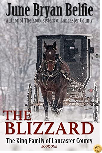 TThe Blizzard (The King Family of Lancaster County Book 1)