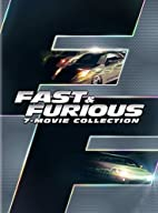 Fast & Furious 7-Movie Collection by Rob…