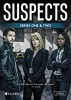 Suspects: Series One & Two by John Hardwick