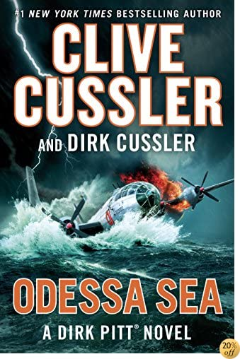 TOdessa Sea (Dirk Pitt Adventure)