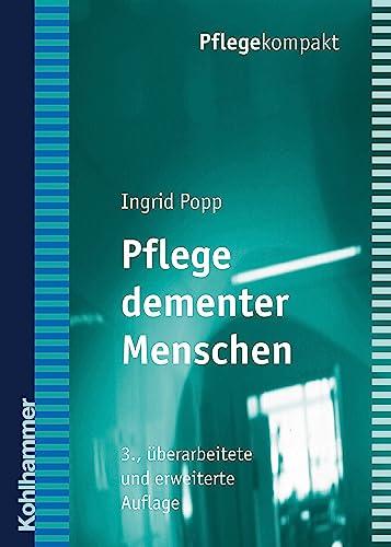 pflege-dementer-menschen-pflegekompakt-german-edition