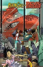 Moon Girl and Devil Dinosaur #8 by Amy…