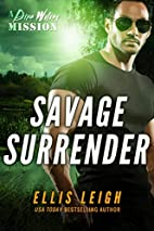 Savage Surrender: A Dire Wolves Mission (The…