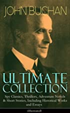 JOHN BUCHAN Ultimate Collection: Spy…