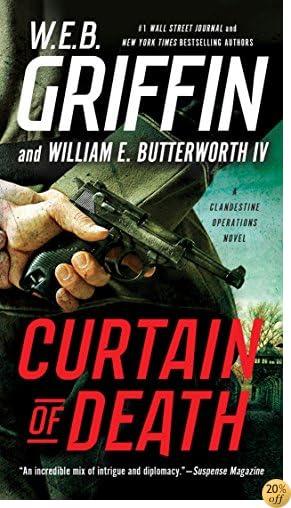 TCurtain of Death (A Clandestine Operations Novel)