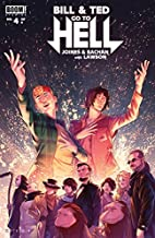 Bill & Ted Go to Hell #4 by Brian Joines