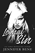 Lethal Sin (Dangerous Games #1) by Jennifer…
