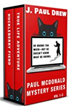 The Paul Mcdonald Mystery Series Vol. 1-2:…