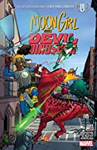 Moon Girl and Devil Dinosaur #9 by Amy…