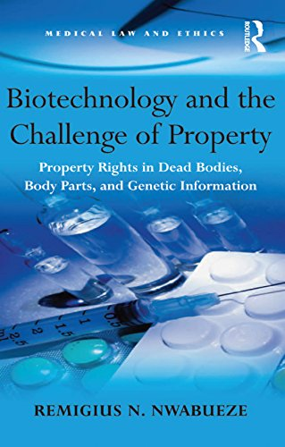 biotechnology-and-the-challenge-of-property-property-rights-in-dead-bodies-body-parts-and-genetic-information-medical-law-and-ethics